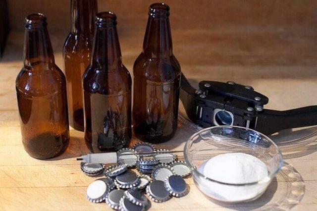 Что такое карбонизация пива - всё о спиртных напитках