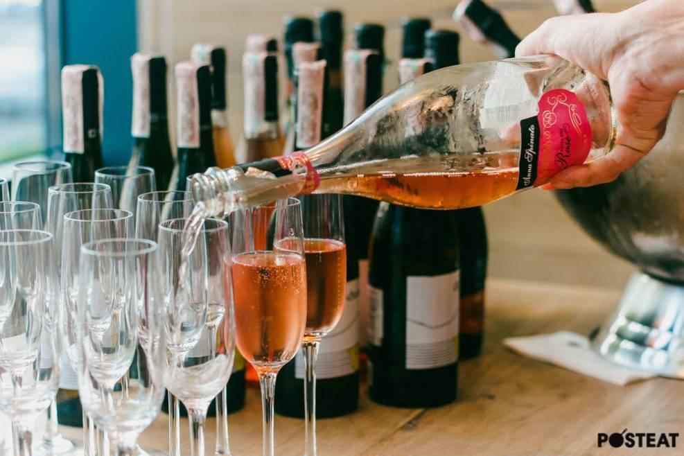 В шампанском сколько градусов – крепость шампанского
