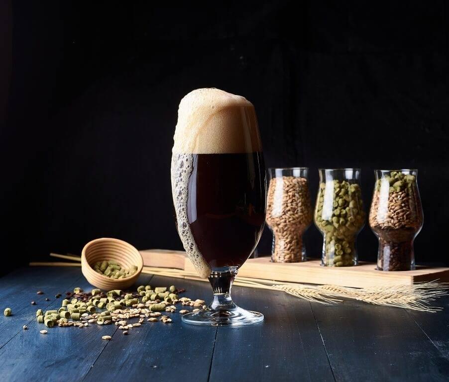 Темное пиво: состав и марки крепкого, нефильтрованного, польза и вред, какое лучше, рейтинг популярных напитков
