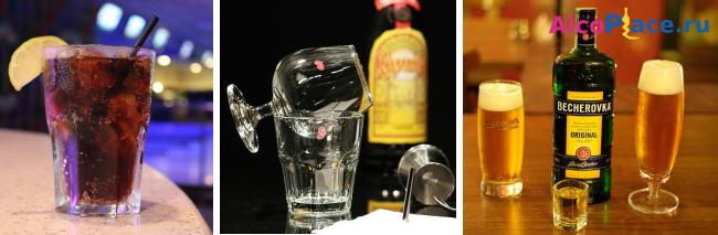 Как пить бехеровку – обзор правильных способов