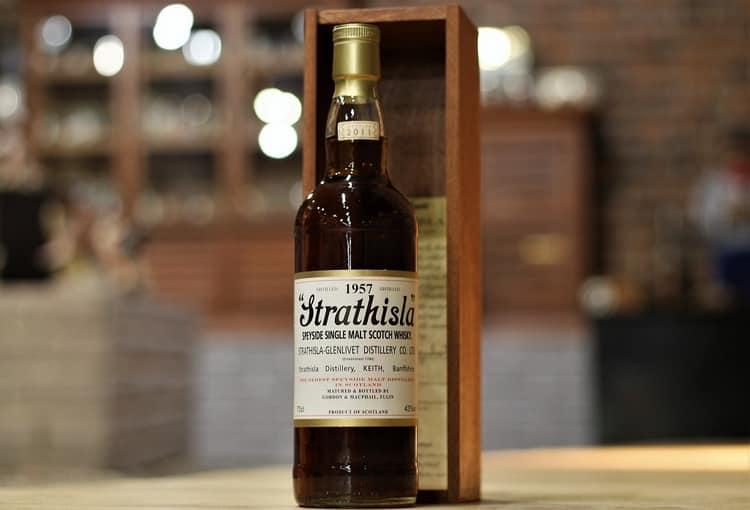 Обзор виски Strathisla (Стратайла)