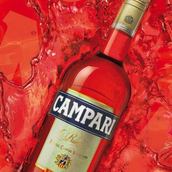 Что такое кампари и из чего делают этот напиток