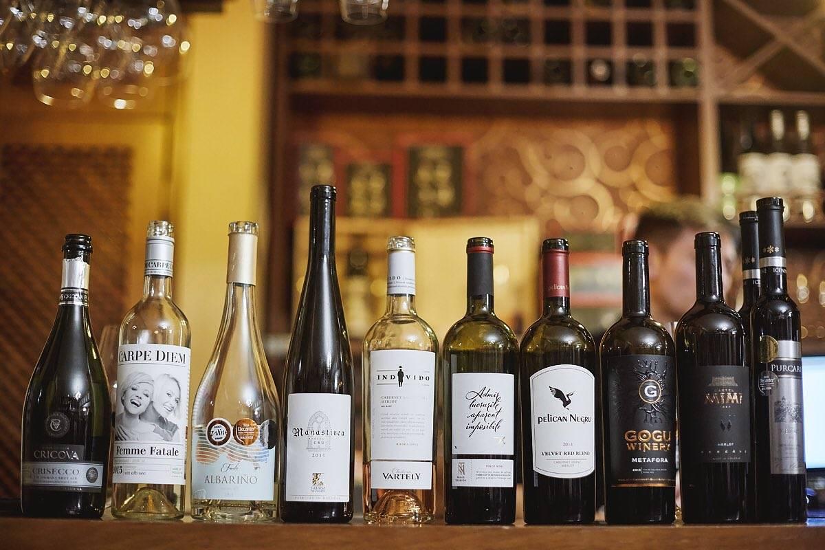 Характеристика молдавских вин (moldovan wines)