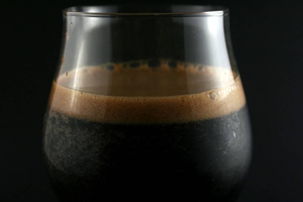 С чем пьют темное пиво