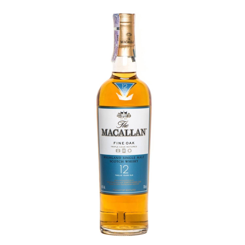 Виски макаллан: история, виды и фото, описание односолодового шотландского macallan fine oаk 10, 12, 15, 25 years old, также сколько стоит в сети «красное и белое»? | mosspravki.ru