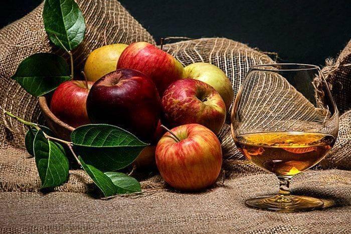 Универсальная брага из яблок