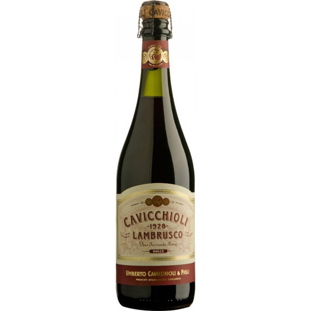 Вино ламбруско (lambrusco) — игристое вино из италии