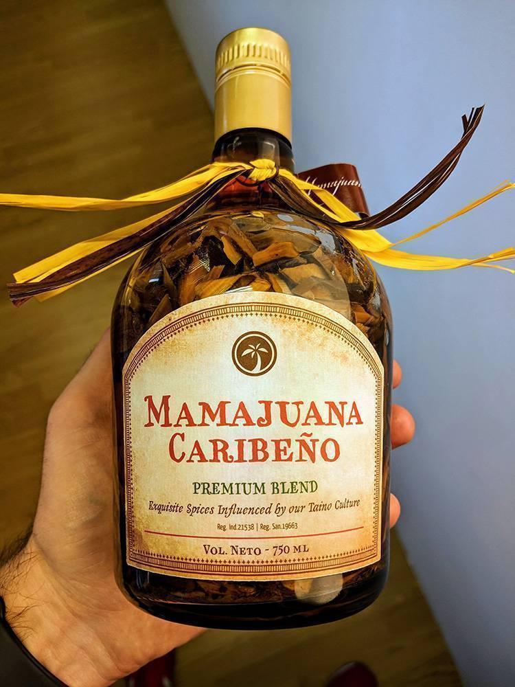 В каком виде покупать маму хуану. мамахуана из доминиканской республики.