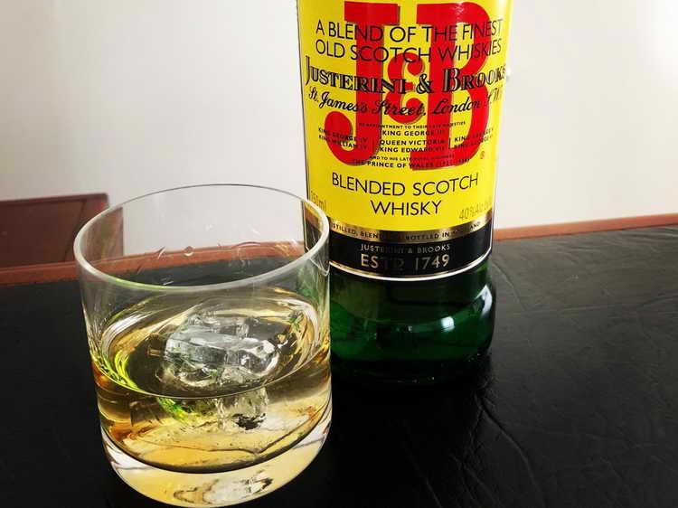 Виски J B