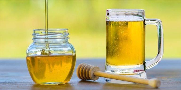 Лечебные свойства горячего пива при лечении кашля