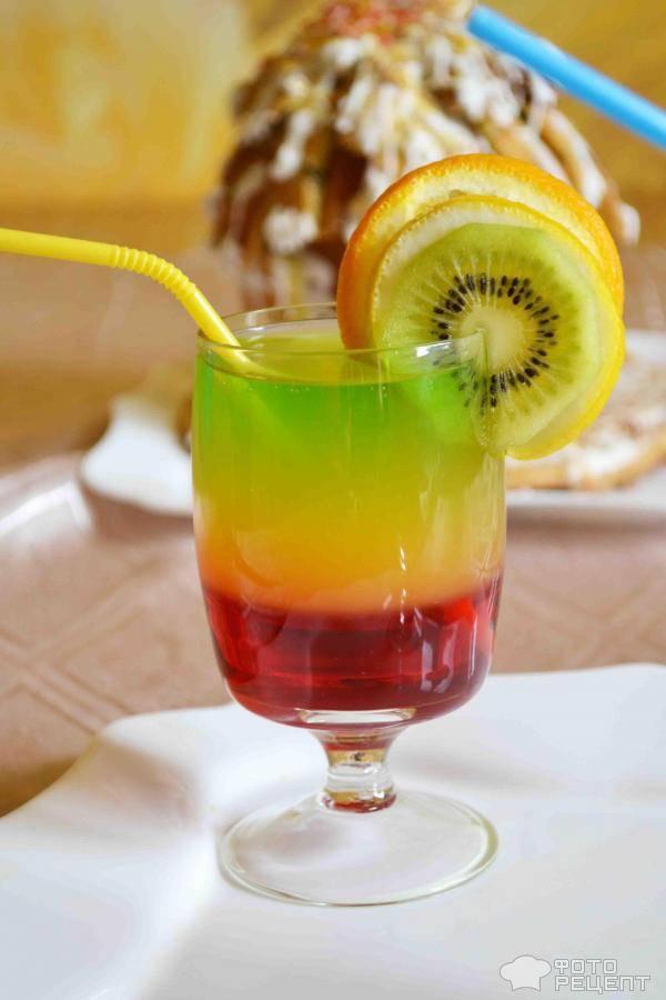 Как готовить шоты и таблица плотности напитков