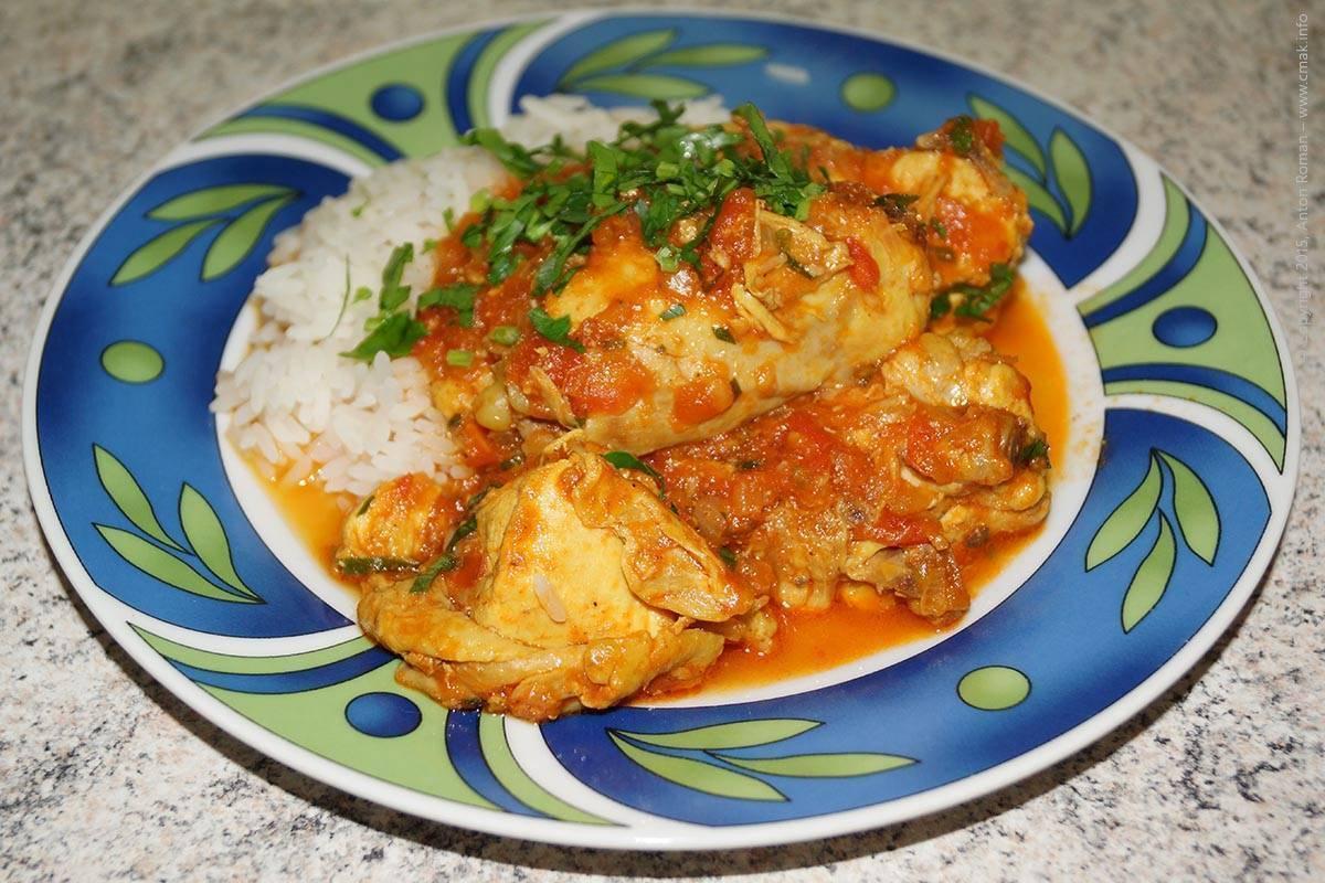 Курица в вине (красном, белом): рецепты приготовления с фото