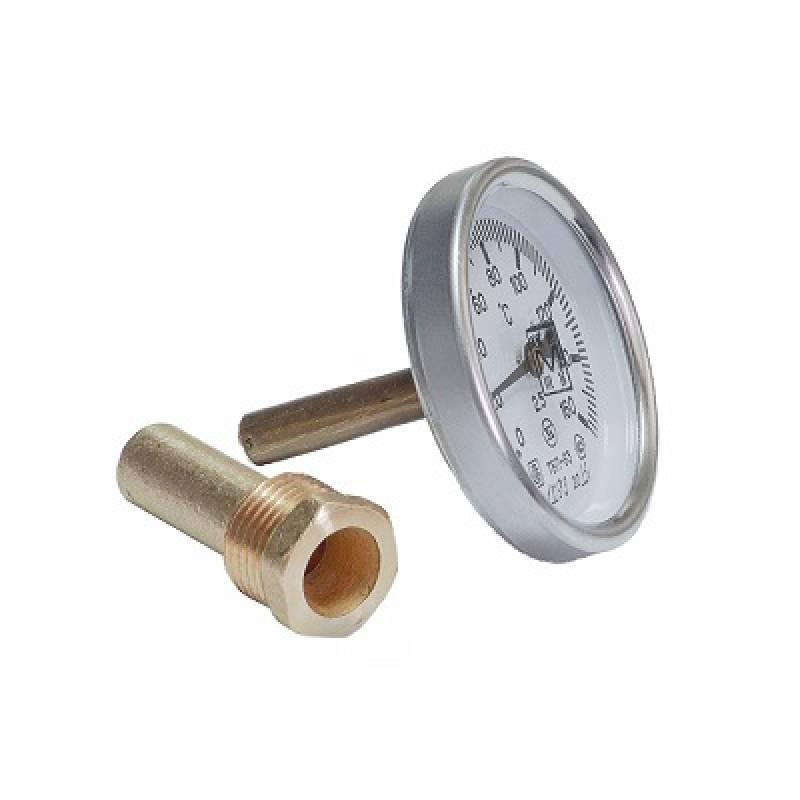 Где установить термометр в самогонном аппарате — самогон и всё о нём