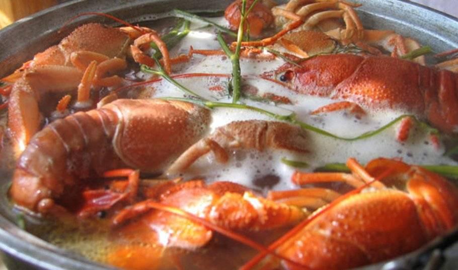 Как варить раков: варианты приготовления | nur.kz