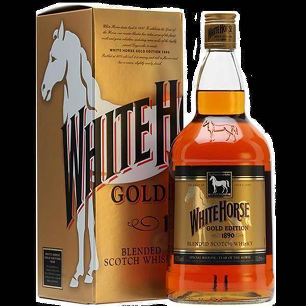 Как отличить подделку виски white horse от оригинала по бутылке - белая лошадь