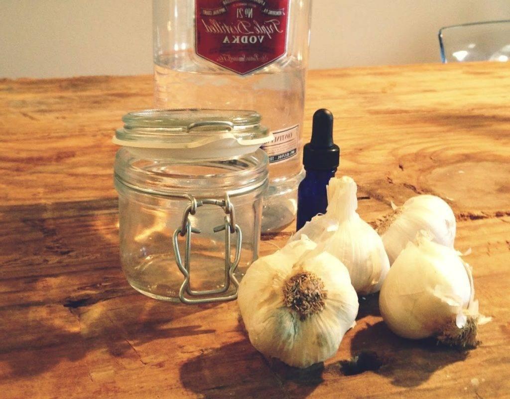 Домашняя настойка чеснока и лимона для лечения сосудов