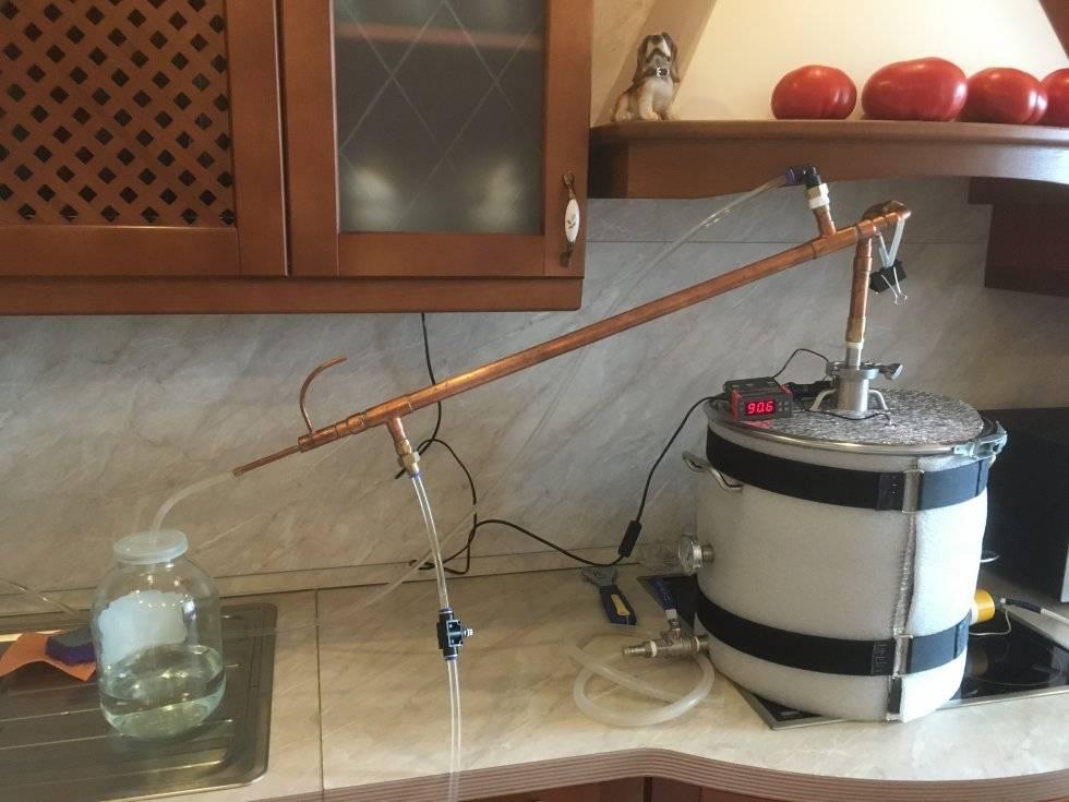 Как сделать самогонный аппарат из мультиварки
