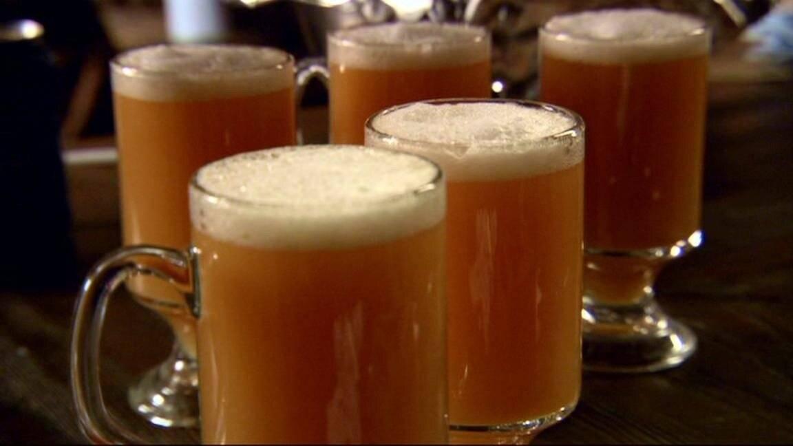 Сливочное пиво из гарри поттера: алкогольные и безалкогольный рецепты