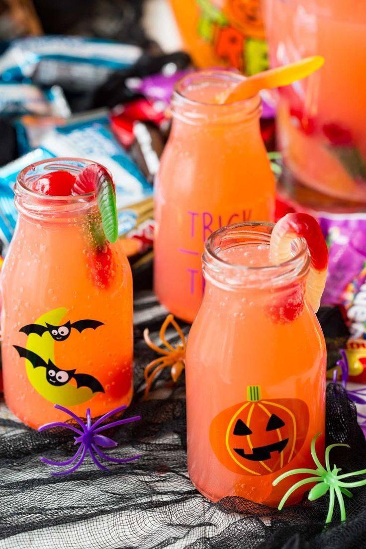 Простые коктейли на хэллоуин алкогольные. алкогольные напитки на хэллоуин: идеи и примеры коктейлей. «кровавый ромовый пунш» на хэллоуин