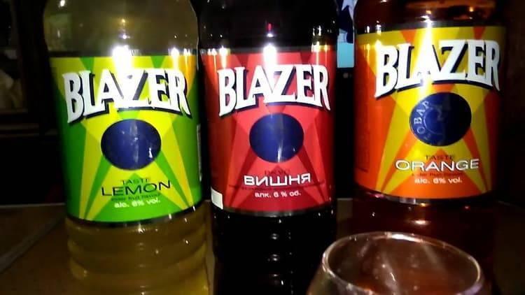 Чем вредны алкогольные коктейли блейзер и алко? - всё просто
