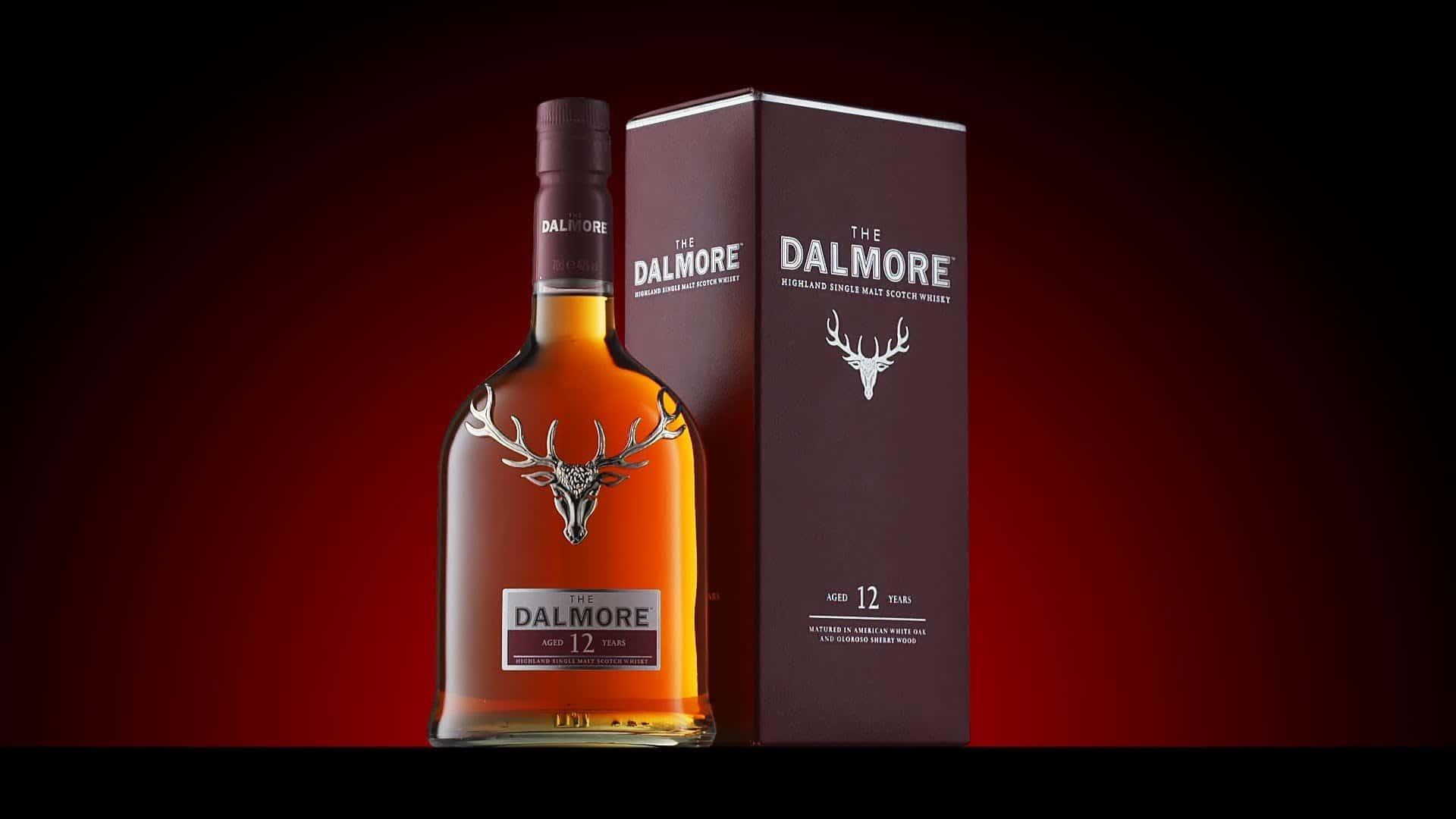 Виски далмор (dalmore) - 12, 15, 18 лет выдержки