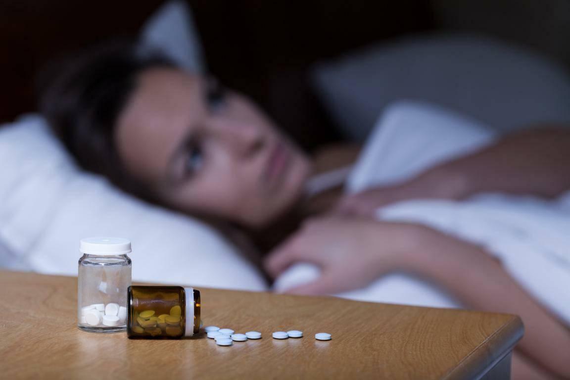 Снотворные и алкоголь: заснуть и не проснуться