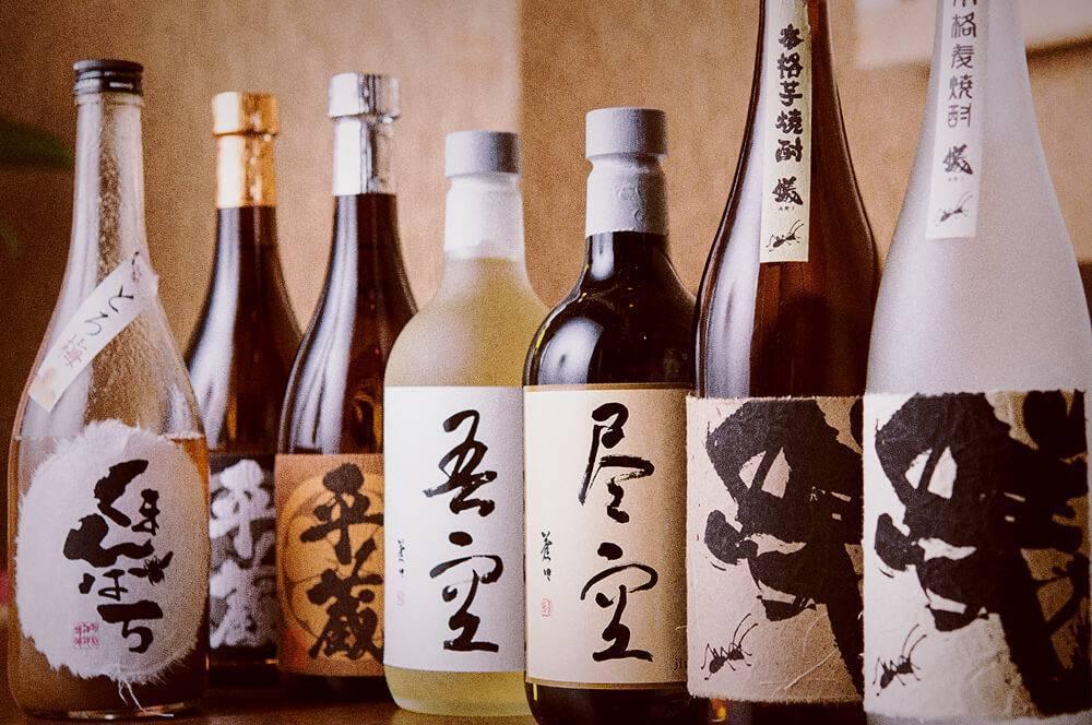 Обзор саке (рисовой водки)