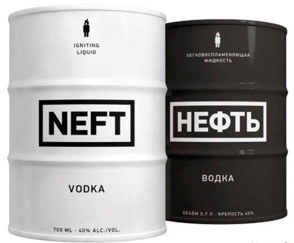 Водка нефть: как отличить подделку от оригинала, как открыть банку, красная, черная,белая и другие виды элитного алкоголя