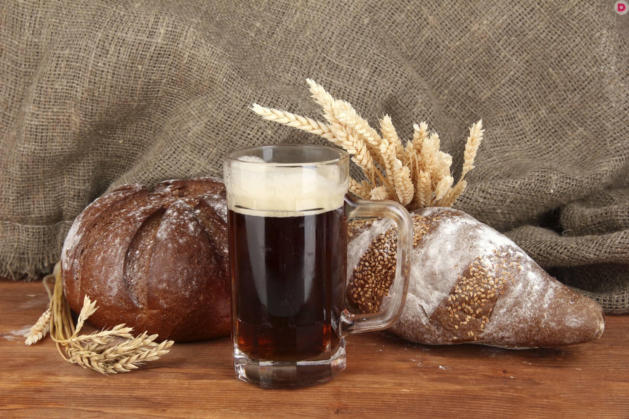 Квас в домашних условиях ? из черного хлеба: как сделать и приготовить, рецепты