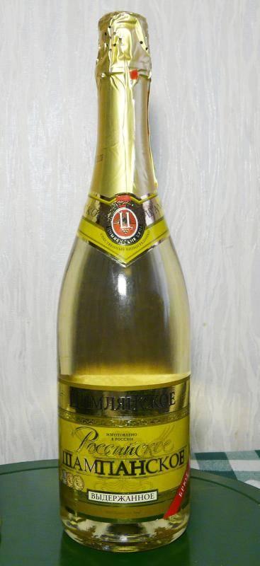 Цимлянское шампанское - выбор многих