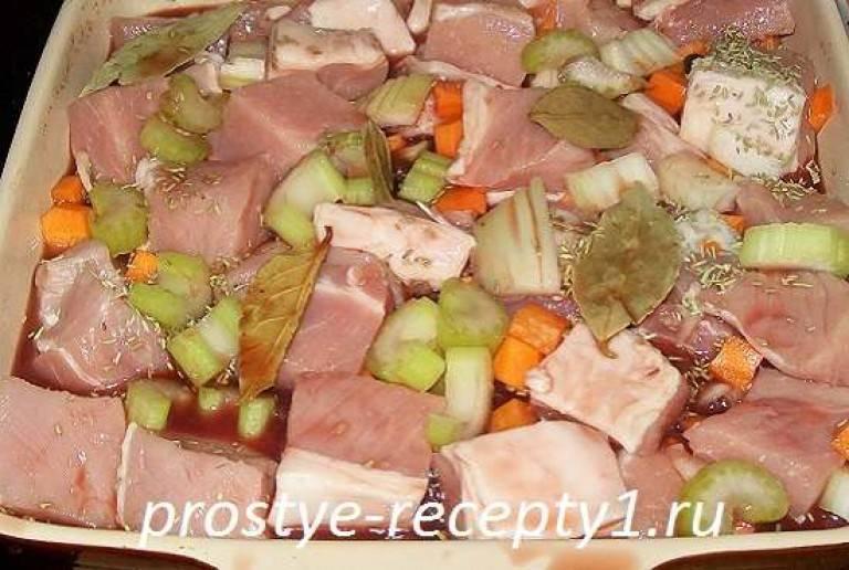 Мясные блюда (более 100 рецептов с фото) - рецепты с фотографиями на поварёнок.ру