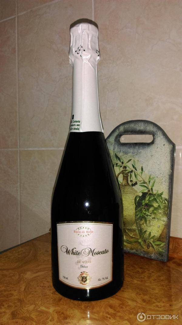 Обзор шампанского Bolle