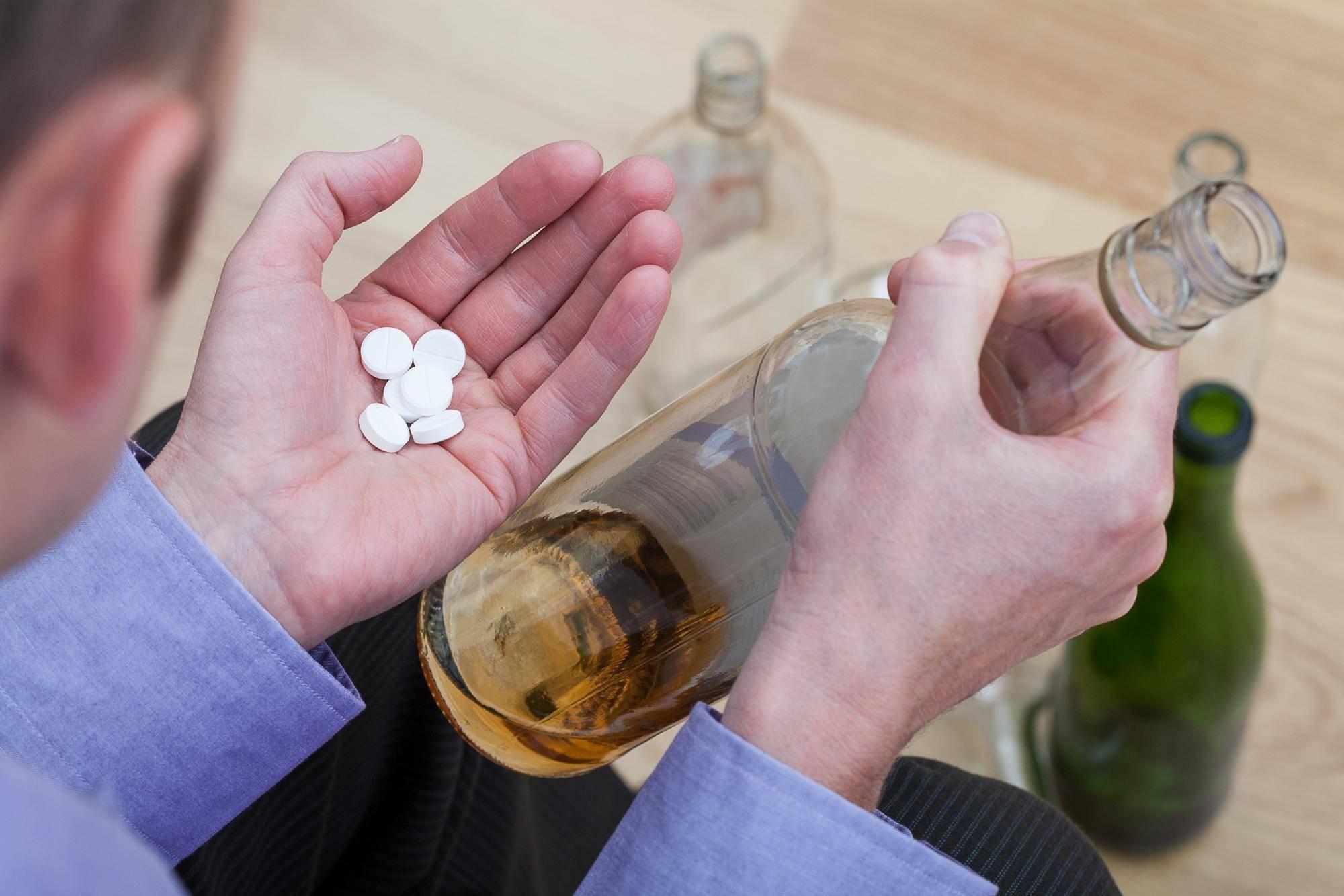 Эффективные таблетки от алкогольной зависимости