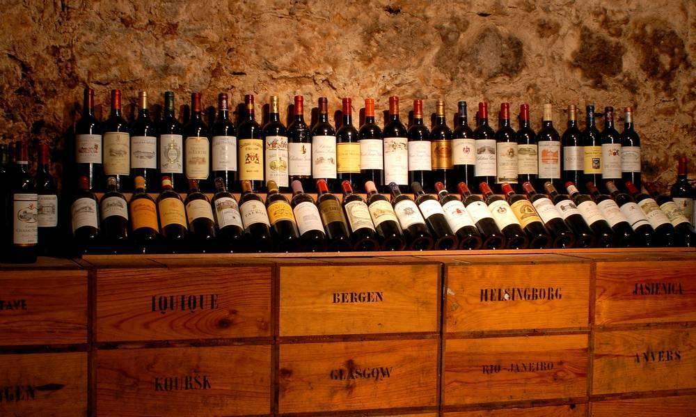 История виноделия в бордо | бордо (bordeaux)