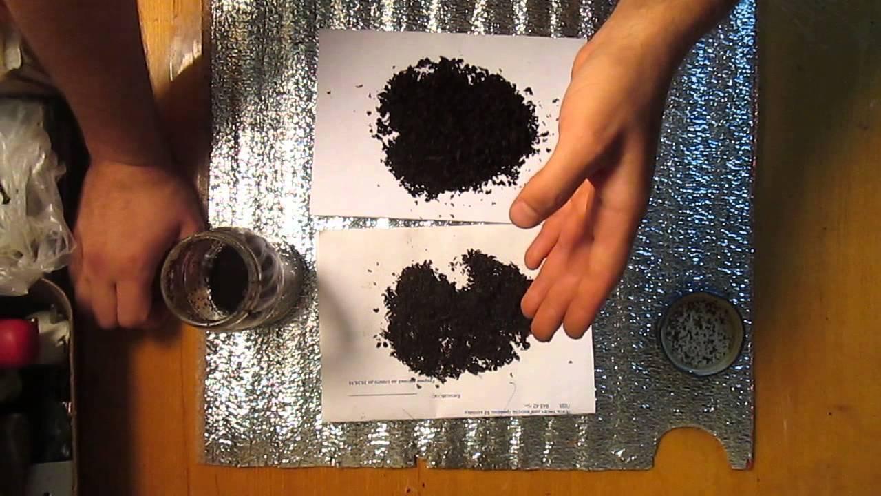 Приготовление табака для курения своими руками