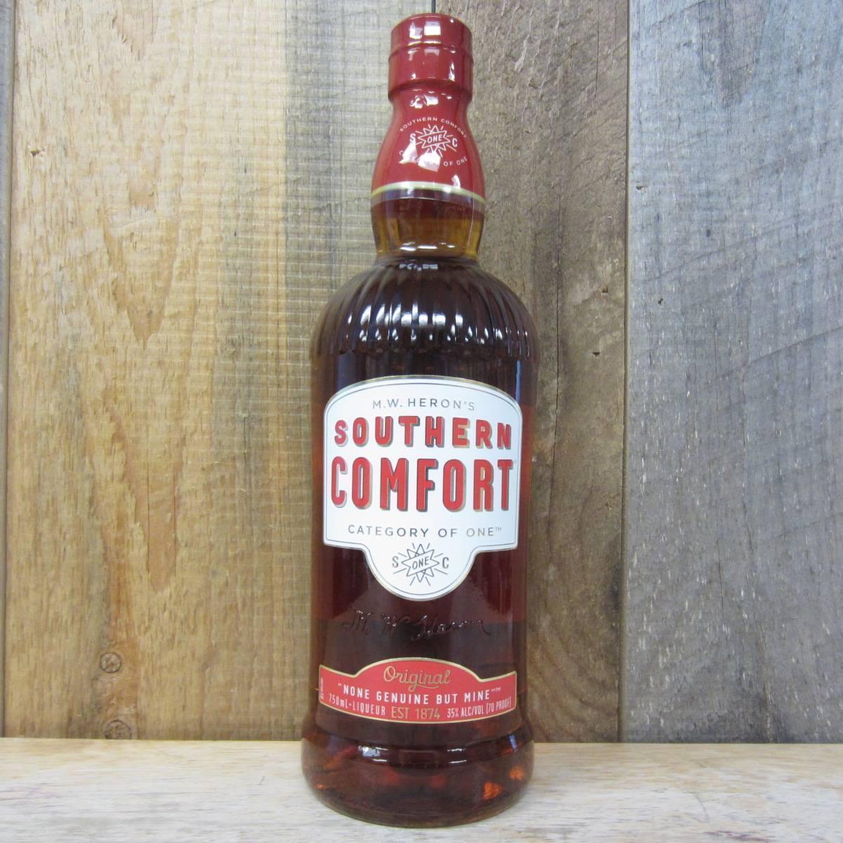 Обзор ликера southern comfort (южный комфорт)