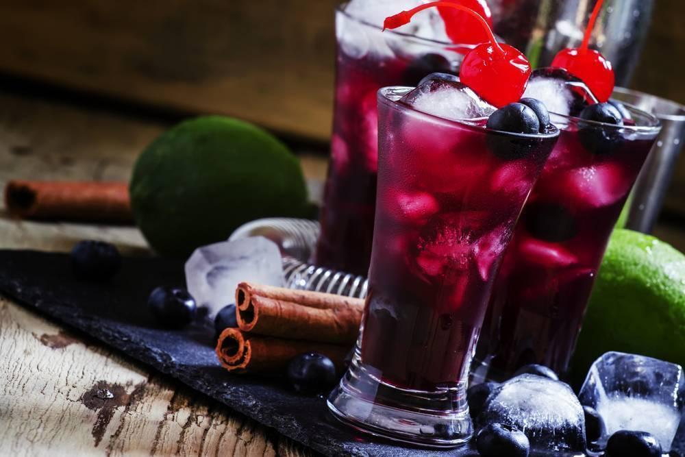Коктейль из самогона: рецепты приготовления, украшение