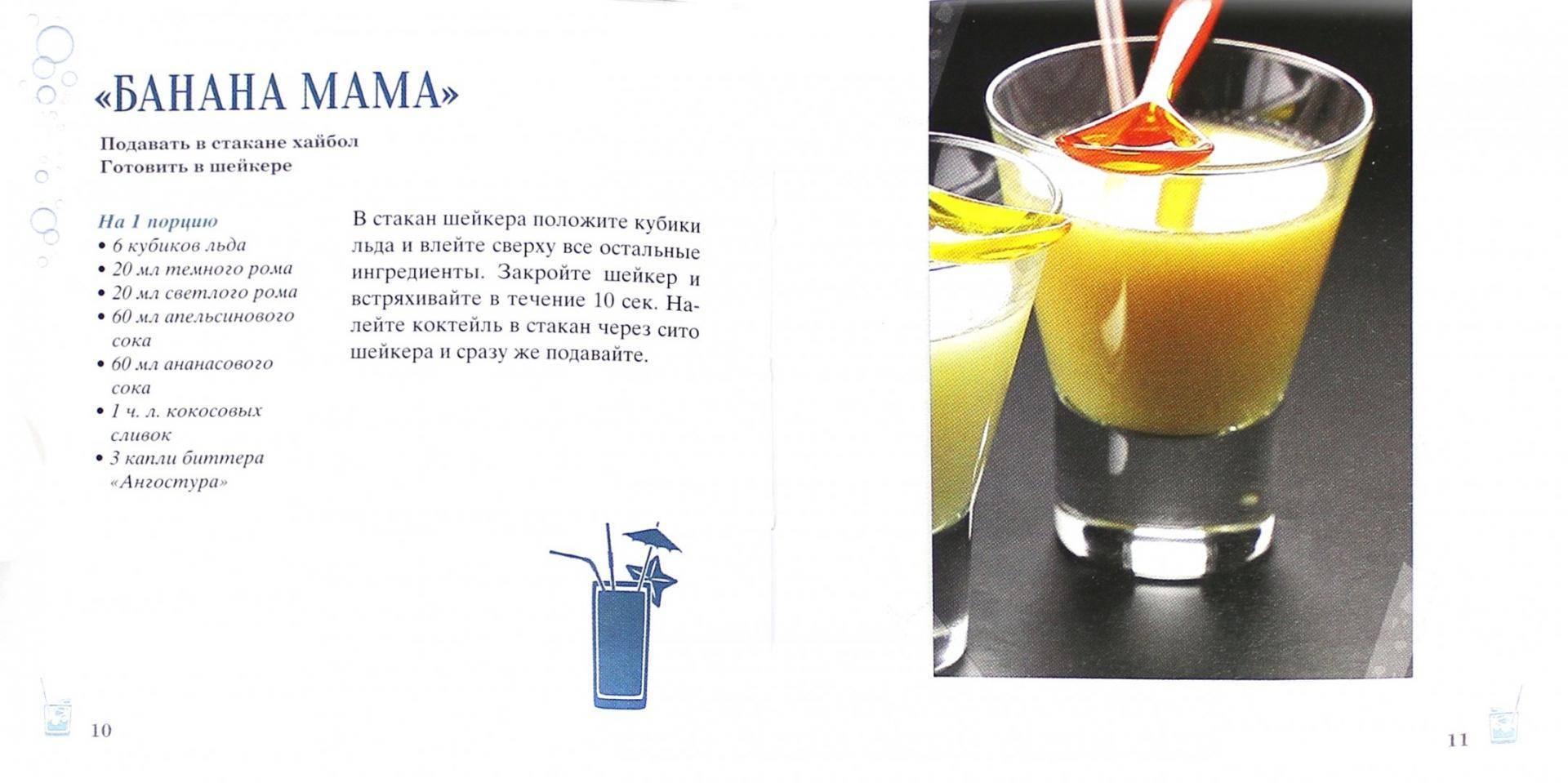 Новогодние рецепты: коктейли с ромом на поварёнок.ру