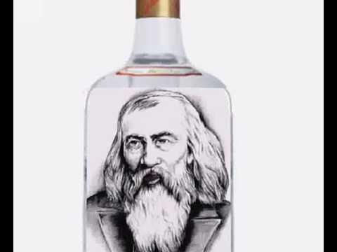 «это не рецепт водки»: зачем менделеев смешивал спирт и воду на самом деле
