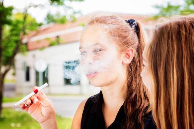 Может ли быть аллергия на жидкость для электронных сигарет