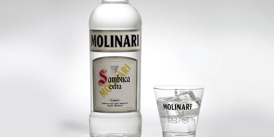 Обзор самбуки Молинари