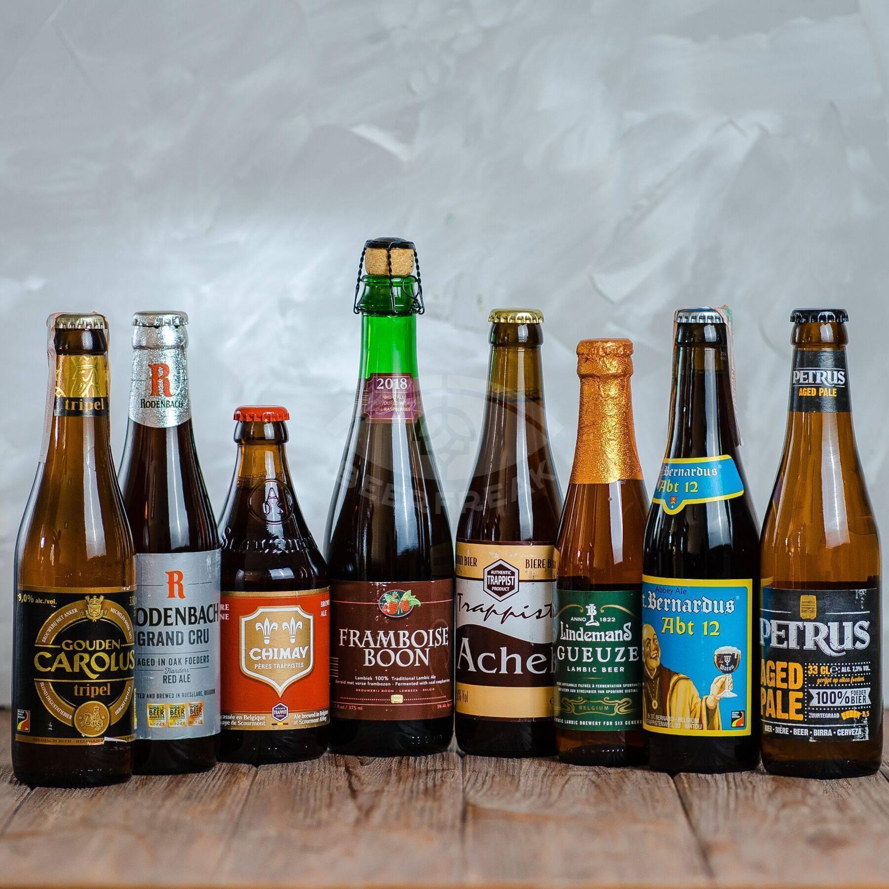Основные марки бельгийского пива, основные названия и отличие различных сортов
