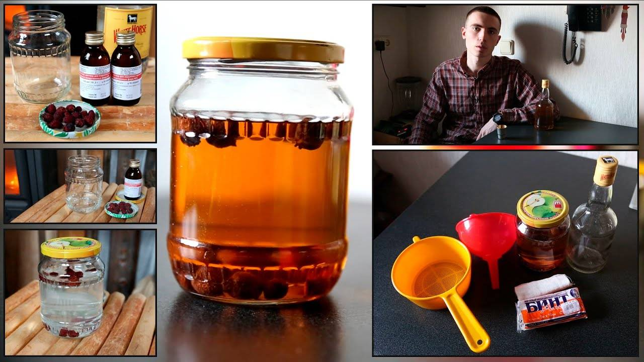 Боярышник на спирту в домашних условиях. настойка из боярышника на водке