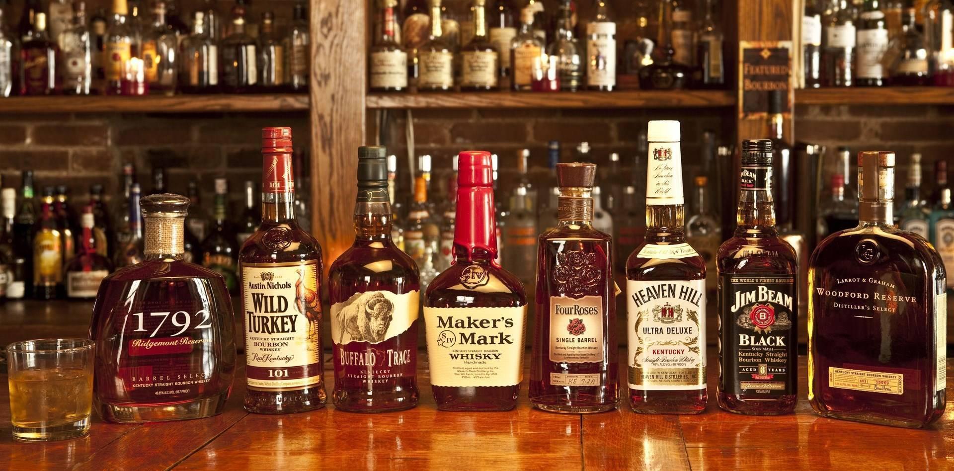 Марки виски: односолодовые, ирландские и шотландские сорта, бренды популярные в россии