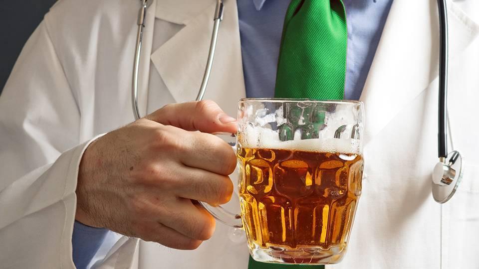 Вредно ли безалкогольное пиво
