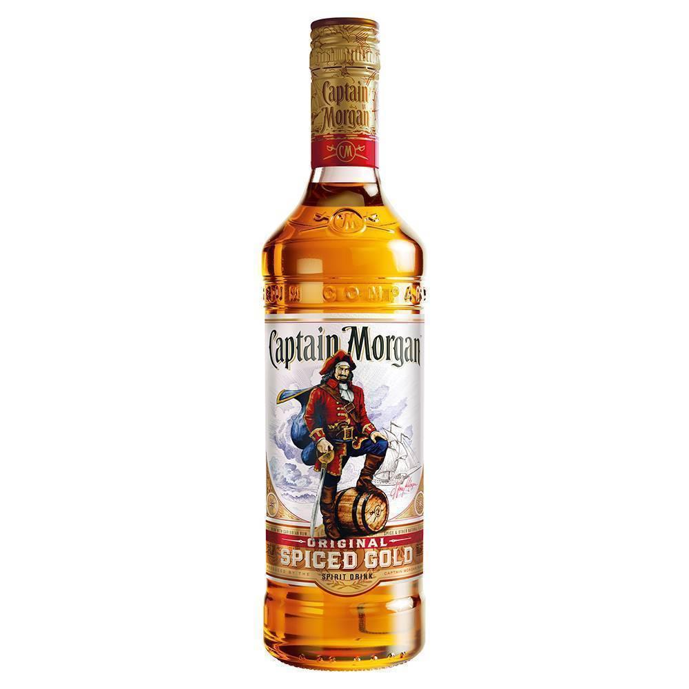Капитан морган (captain morgan) — история появления и виды напитка