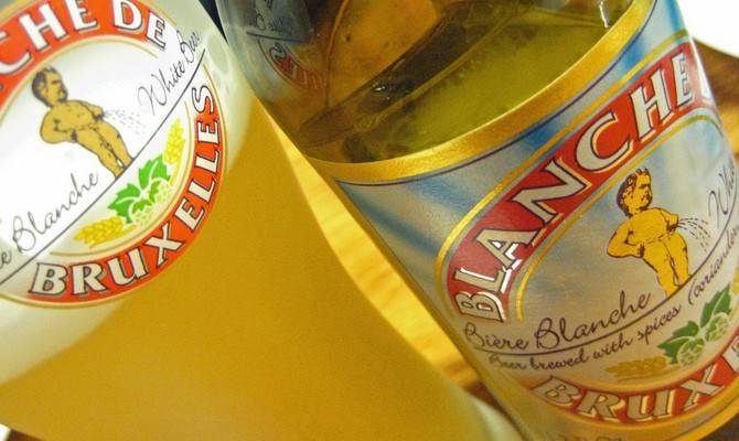 """Пиво """"бланш"""" - знаменитый бельгийский напиток"""