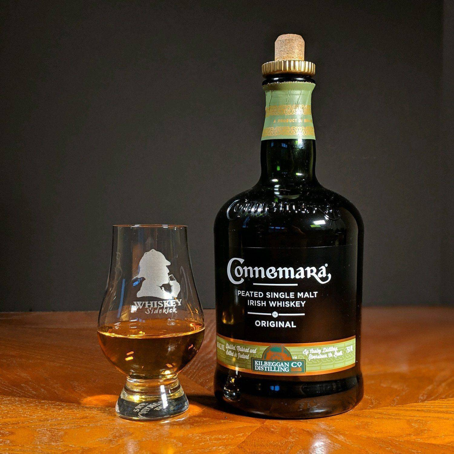 Connemara whiskey — история алкоголя