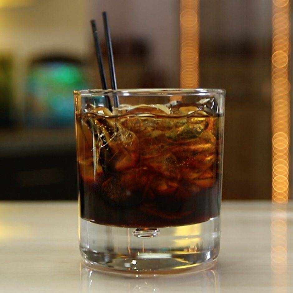 Коктейль черный русский состав коктейля черный русский