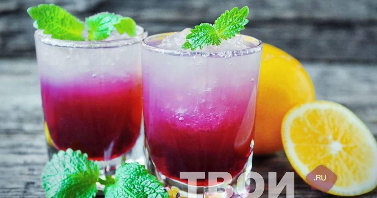 ?джин физ» — рецепты шипучего коктейля
